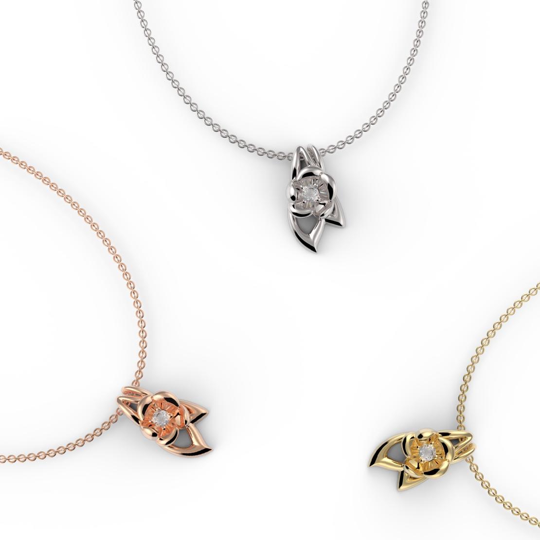 KAMPUSCH Necklaces