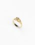 fiore Ring Gold Plated