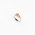 fiore Ring Rose Gold Plated